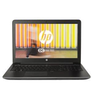 HP Zbook G4 15″ i7-7820HQ DDR4 Quadro-M1200M 1920×1080 Win 10 Pro