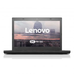 Produto Outlet – Lenovo ThinkPad T460 i5-6300U DDR3 SSD 14″ 1366×768 Win10 Pro