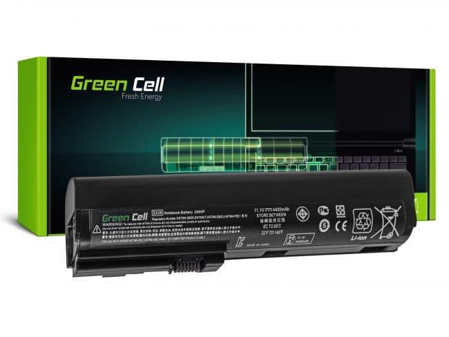 Bateria para HP EliteBook 2560p 2570p