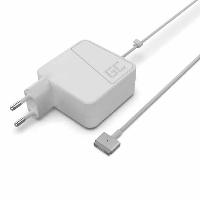Carregador para Apple Macbook 45W / 14.5V 3.1A / Magsafe 2