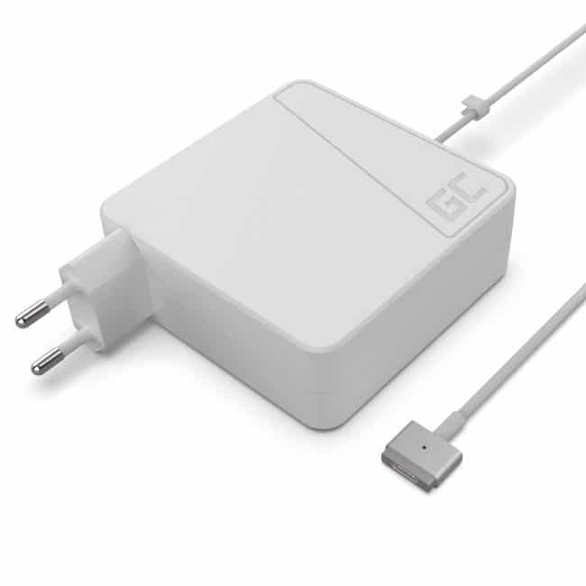 Carregador para Apple Macbook 85W / 18.5V 4.6A / Magsafe 2
