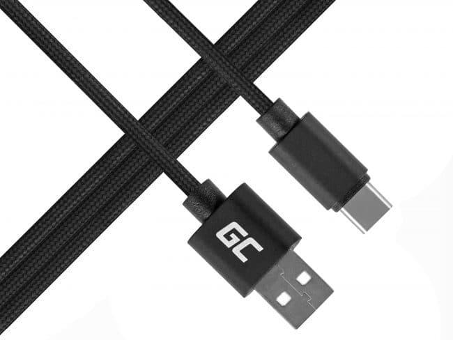 Cabo USB-C Nylon 100cm