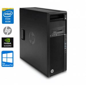 HP Z-440 Xeon E5-1630-v3 DDR4 SSD NVIDIA Quadro K2200 Win10 Pro